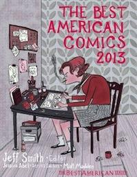 Best American Comics 2013 Jeff Smith