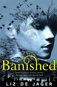 Banished Liz de Jager Blackhart Legacy
