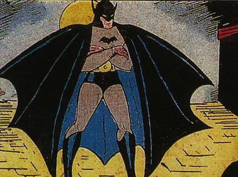 Batman's trunks 1939