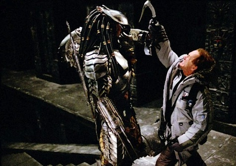 Bishop Vs. Predator