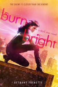 Burn Bright (Dark Star #2) by Bethany Frenette