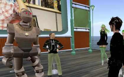 Second Life – Tor com