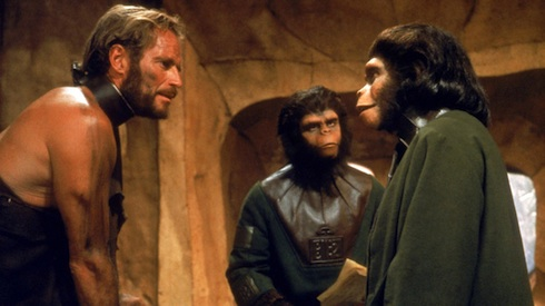 Planet of the Apes movie rewatch