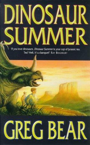 10 Essential Science Fiction Dinosaur Novels Dinosaur Summer Greg Bear