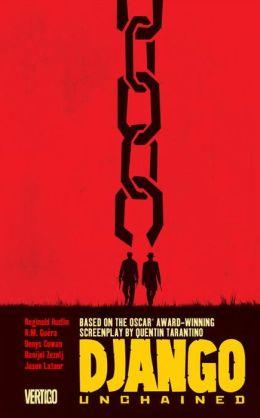 Django Unchained Book Cover