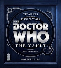 Doctor Who The Vault Marcus Hearn