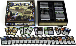 Dominion card games