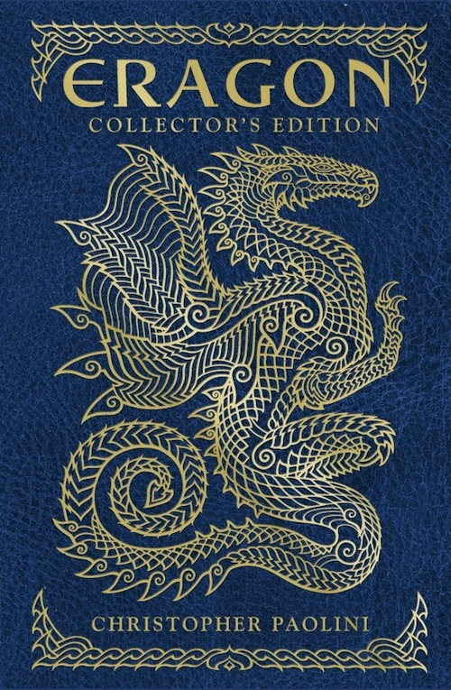 Eragon Collector's Edition Christopher Paolini