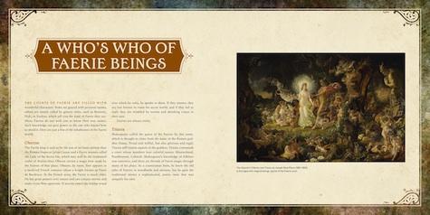 Excerpt from Faeryland: The Secret World of the Hidden Ones