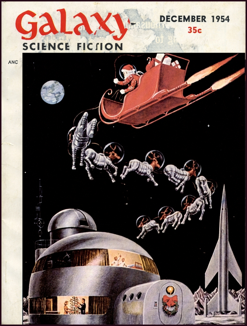 Figure 8 Galaxy Magazine December 1954