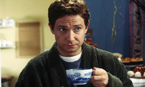 Arthur Dent tea Hitchhiker's Guide to the Galaxy