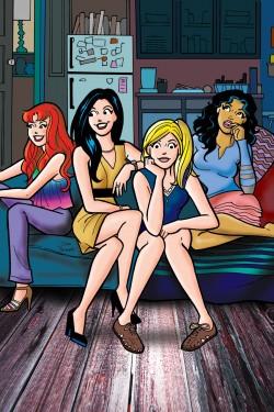 Archie Comics Girls