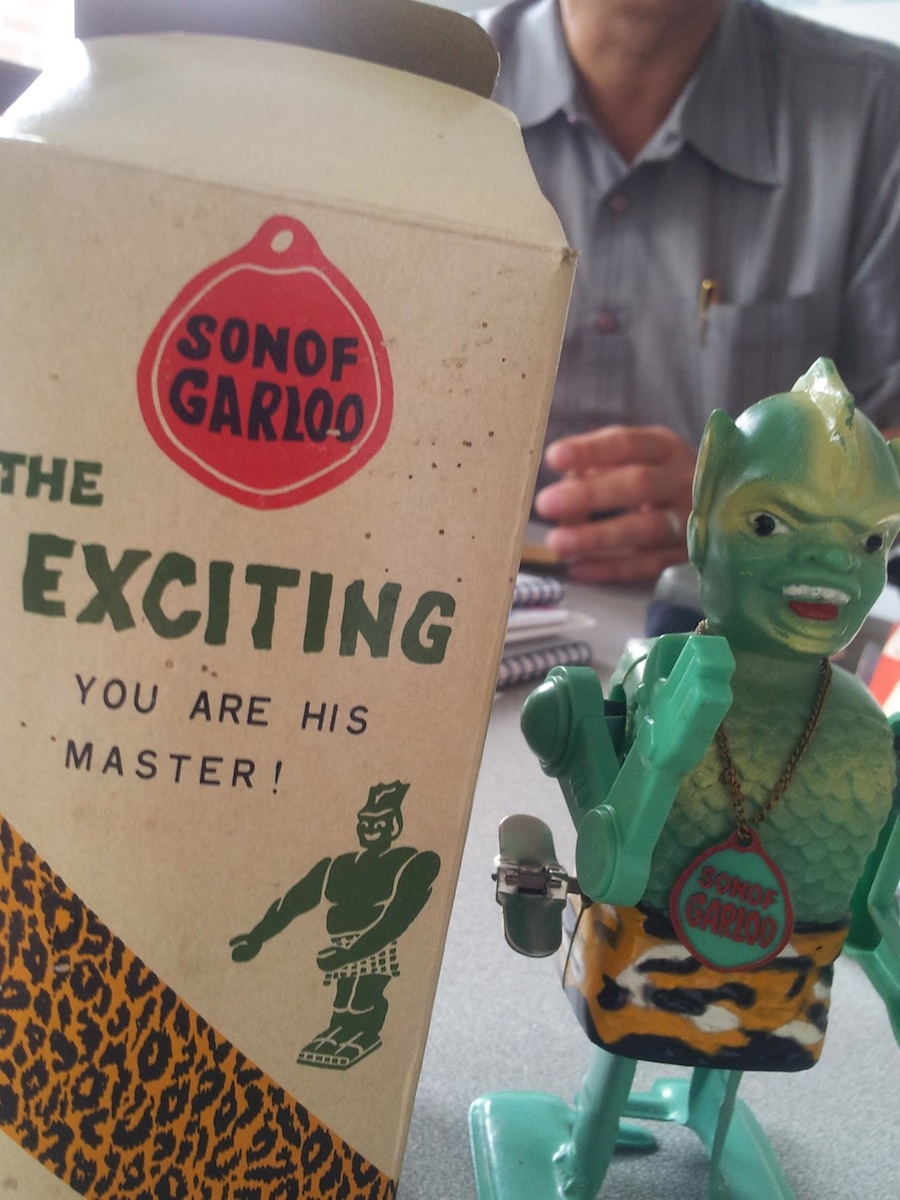 The Son of Garloo is Our Master