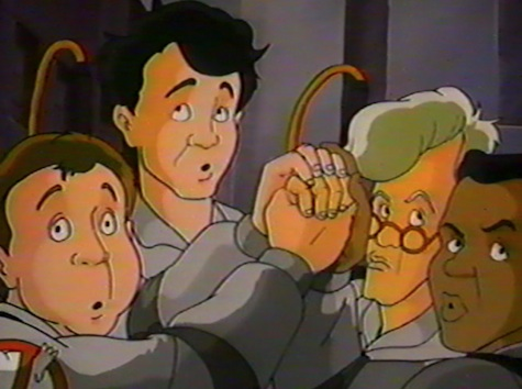6 Things You Don't Remember About The Real Ghostbusters Cartoon