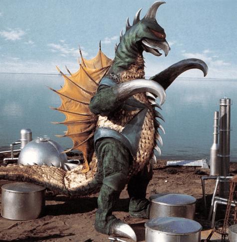 Kaiju Gigan