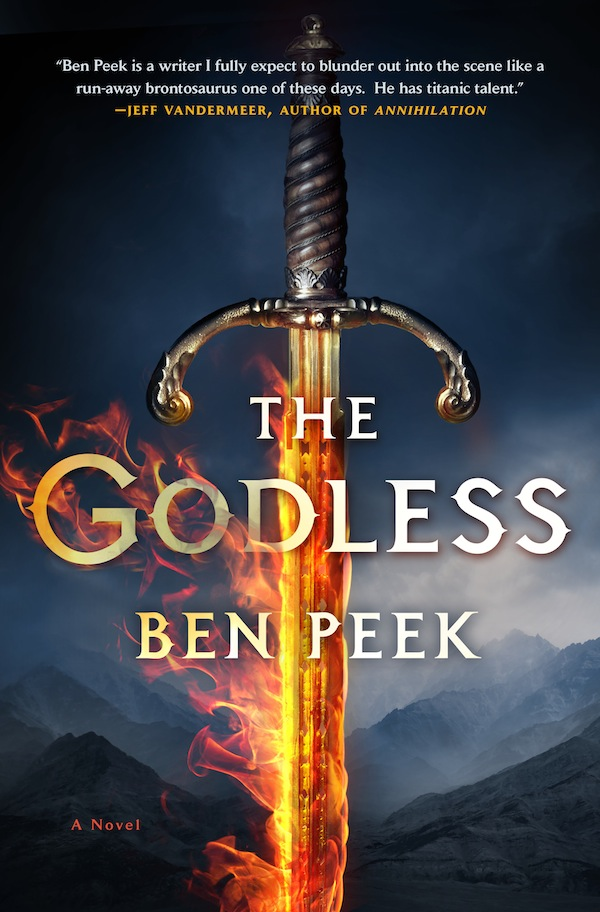The Godless Ben Peek