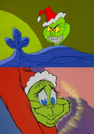 Grinch Eye Color Change
