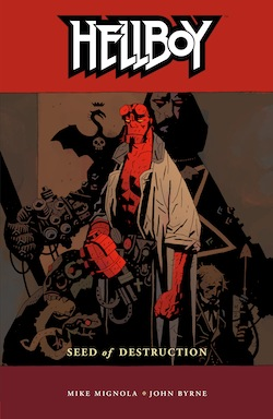 Hellboy Seed of Destruction Mike Mignola