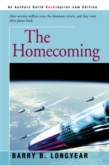 10 Essential Science Fiction Dinosaur Books The Homecoming Barry B. Longyear