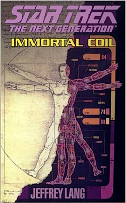 Immortal Coil by Jeffrey Lang