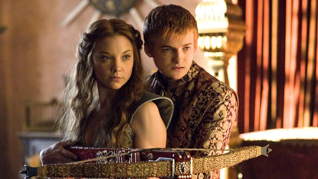 Margaery Tyrell Joffrey Baratheon Game of Thrones
