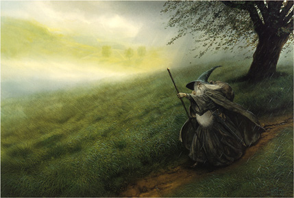 John Howe, The Lord of the Rings