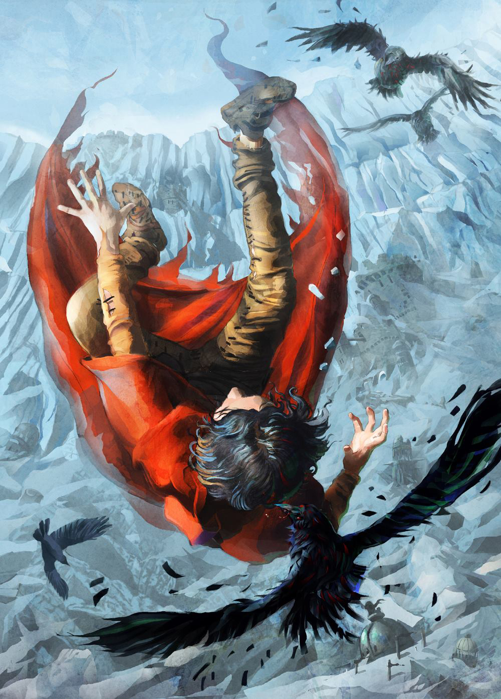 Ken McCuen, A Game of Thrones