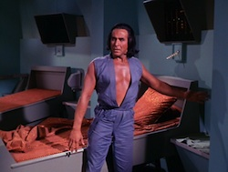 Star Trek episode Space Seed