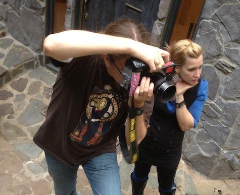 Kyle Cassidy Toni Carr Geek Knits