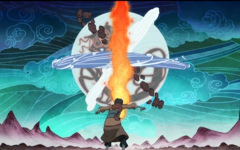 The Legend Of Korra Introduces The First Avatar In Beginnings