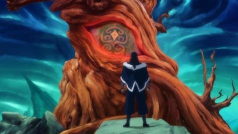 Legend of Korra The Return