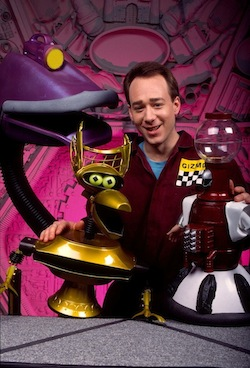Joel Gypsy Tom Servo Crow