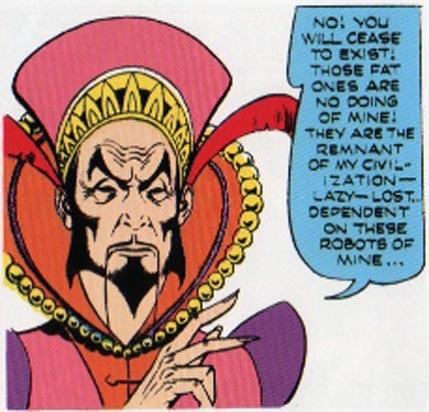 Magnus, Robot Fighter 4000 AD