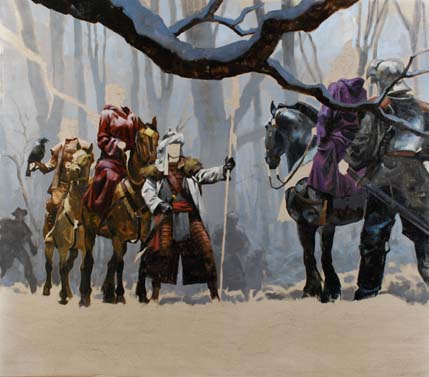 Greg Manchess, Canticle