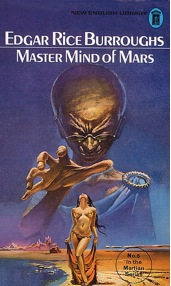 Master Mind of Mars by Edgar Rice Burroughs