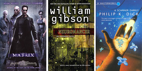 Science fiction recommendations