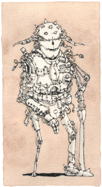 Mattias Adolfsson, The Lord of the Rings