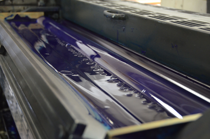 Printing the A Memory of Light Sales Proof