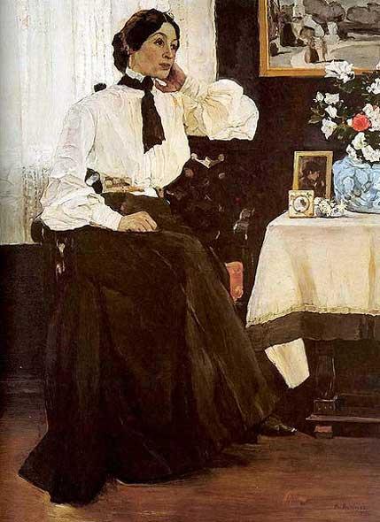 Mikhail Vasil'evich Nesterov