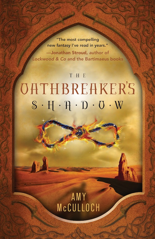 The Oathbreakers Shadow Amy McCulloch