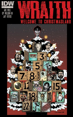 The Wraith Welcome to Christmasland Joe Hill