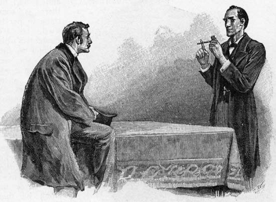 The Strand British Magazine That First Published Doyles Sherlock Holmes Stories In July 1891 Mistakenly Sent Him Letter Of Commission