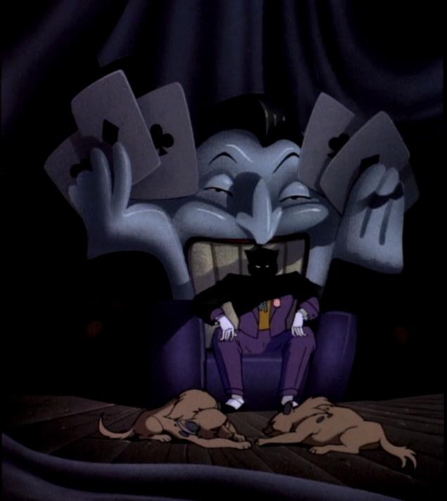 Batman The Animated Series Rewatch The Man Who Killed Batman Mudslide