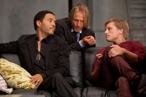 Haymitch Abernathy in The Hunger Games