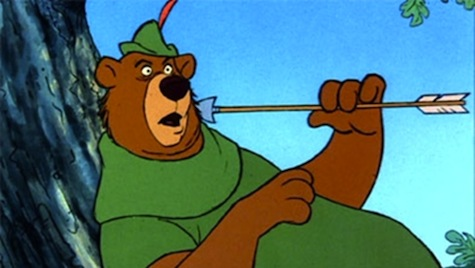 Disney Robin Hood Little John