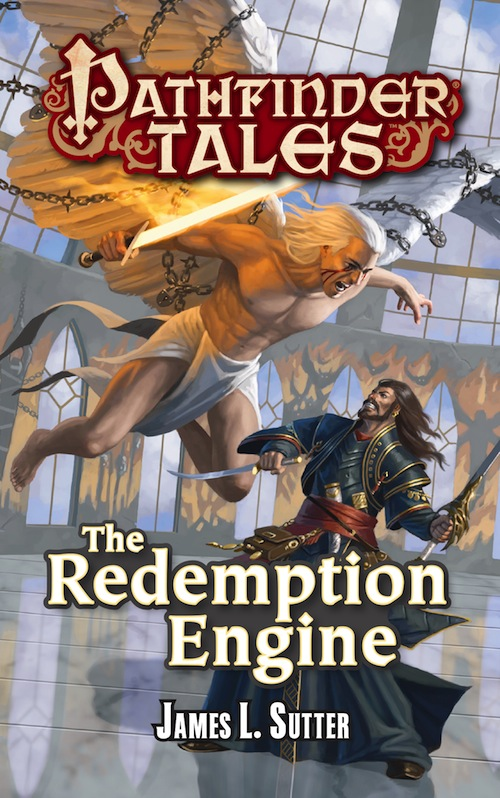 Pathfinder Tales The Redemption Engine James L Sutter