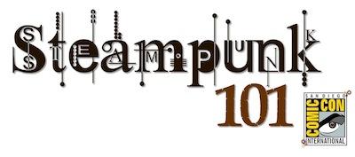 Steampunk 101 SDCC