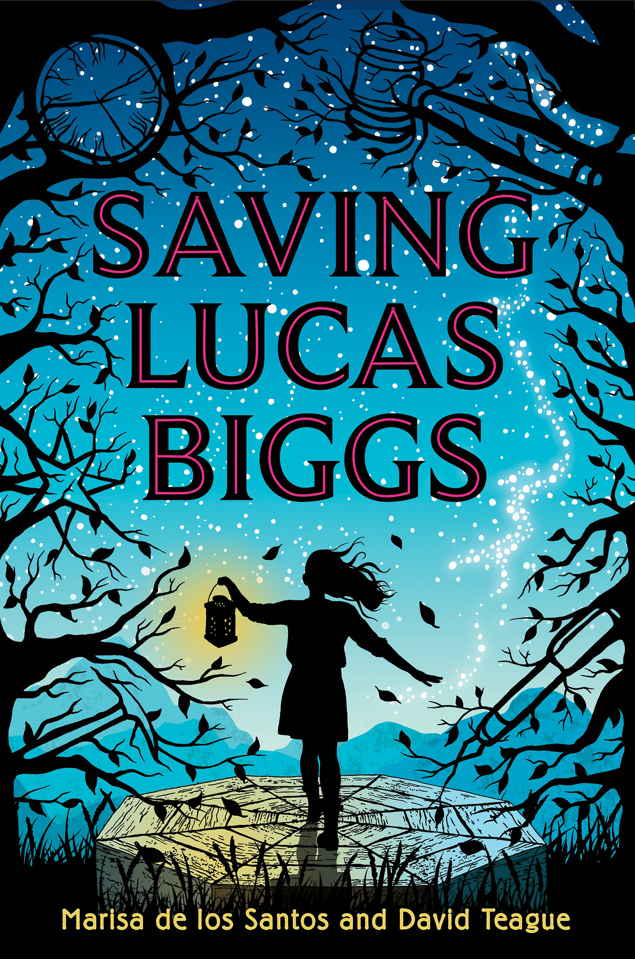 Saving Lucas Biggs by Marisa de los Santos & David Teague