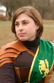 Photo of Dana courtesy of Michael Codis