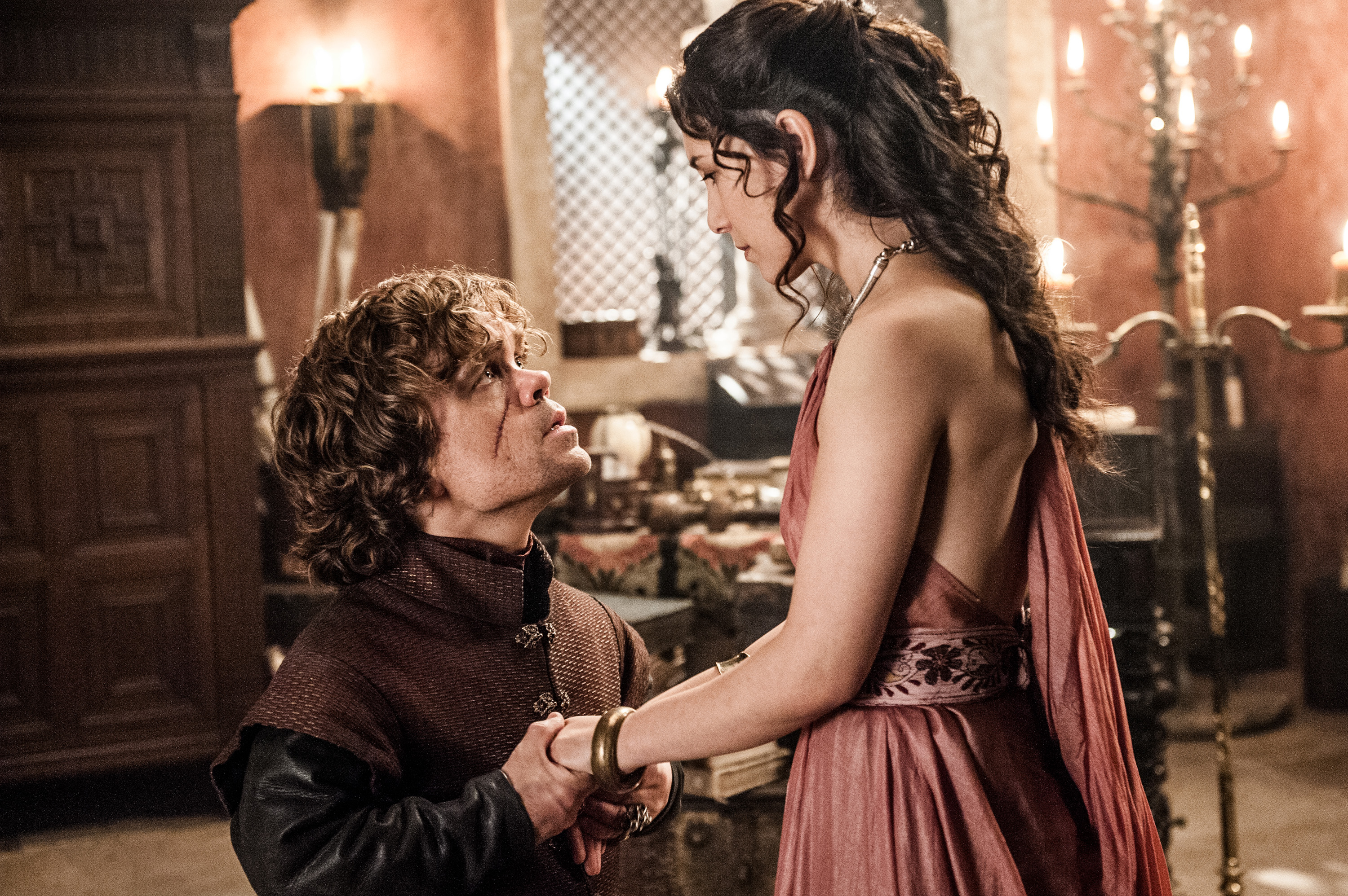 Tyrion Lannister Shae Game of Thrones